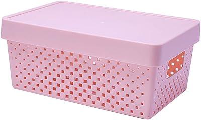 Amazon.com: LiChenYao - Caja de almacenamiento plegable para ...