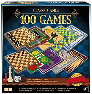 Merchant Ambasador Classic Games 100 Games ST020 Board Game