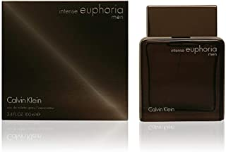 Calvin Klein Euphoria Intense for Men, 3.4 oz EDT Spray
