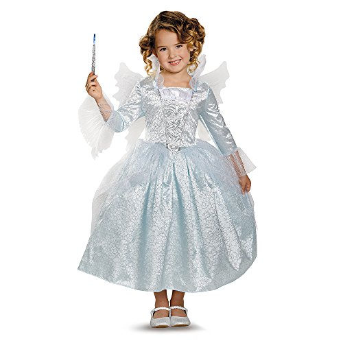 Disguise Fairy Godmother Movie Deluxe Costume, Small (4-6x) - http://coolthings.us