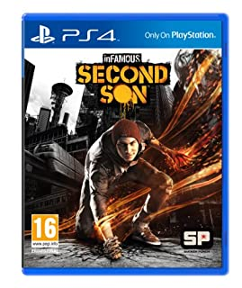 inFAMOUS: Second Son (PS4) (B00BF6D53M) | Amazon price tracker / tracking, Amazon price history charts, Amazon price watches, Amazon price drop alerts