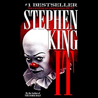 It                   By:                                                                                                                                 Stephen King                               Narrated by:                                                                                                                                 Steven Weber                      Length: 44 hrs and 57 mins     9,921 ratings     Overall 4.5
