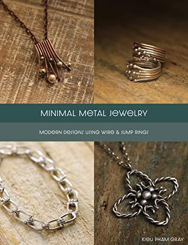 Minimal Metal Jewelry (English Edition)