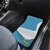 prezzi 4 pieces car floor mats