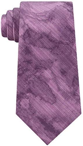 Calvin Klein Free Shipping Max 55% OFF New Mens Watercolor Tie Printed Neck Silk