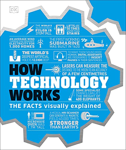 How Technology Works: The facts visually expl