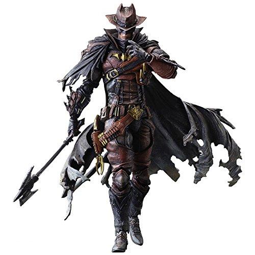 Square Enix DC Comics Variant Play Arts Kai Batman Timeless Wild West Action Figur