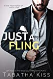Just a Fling: A Surprise Baby Billionaire Romance (Heartthrob Hotel Book 3)