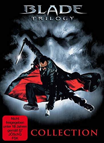 Blade Trilogy [3 DVDs]