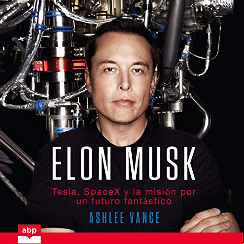 Couverture de Elon Musk (Spanish Edition)