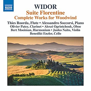 Widor: Complete Works for Woodwind