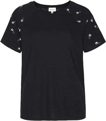 Armedangels - T-Shirt - Homme Noir Noir