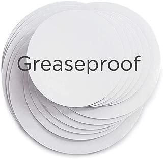 Cakegirls Cake Board Circles - Grease Proof 12
