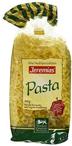 Jeremias Wellenspätzle, Pasta - Hergestellt aus reinem Hartweizengrieß, 4er Pack (4 x 500 g Beutel)