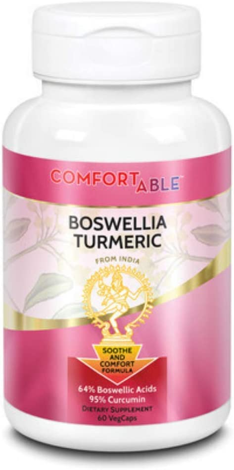 Charlotte Mall Boswellia Turmeric Complex VCaps Challenge the lowest price of Japan ☆ 60