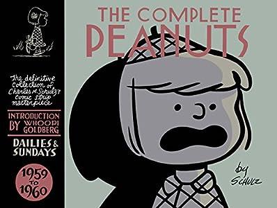 The Complete Peanuts 5巻 表紙画像