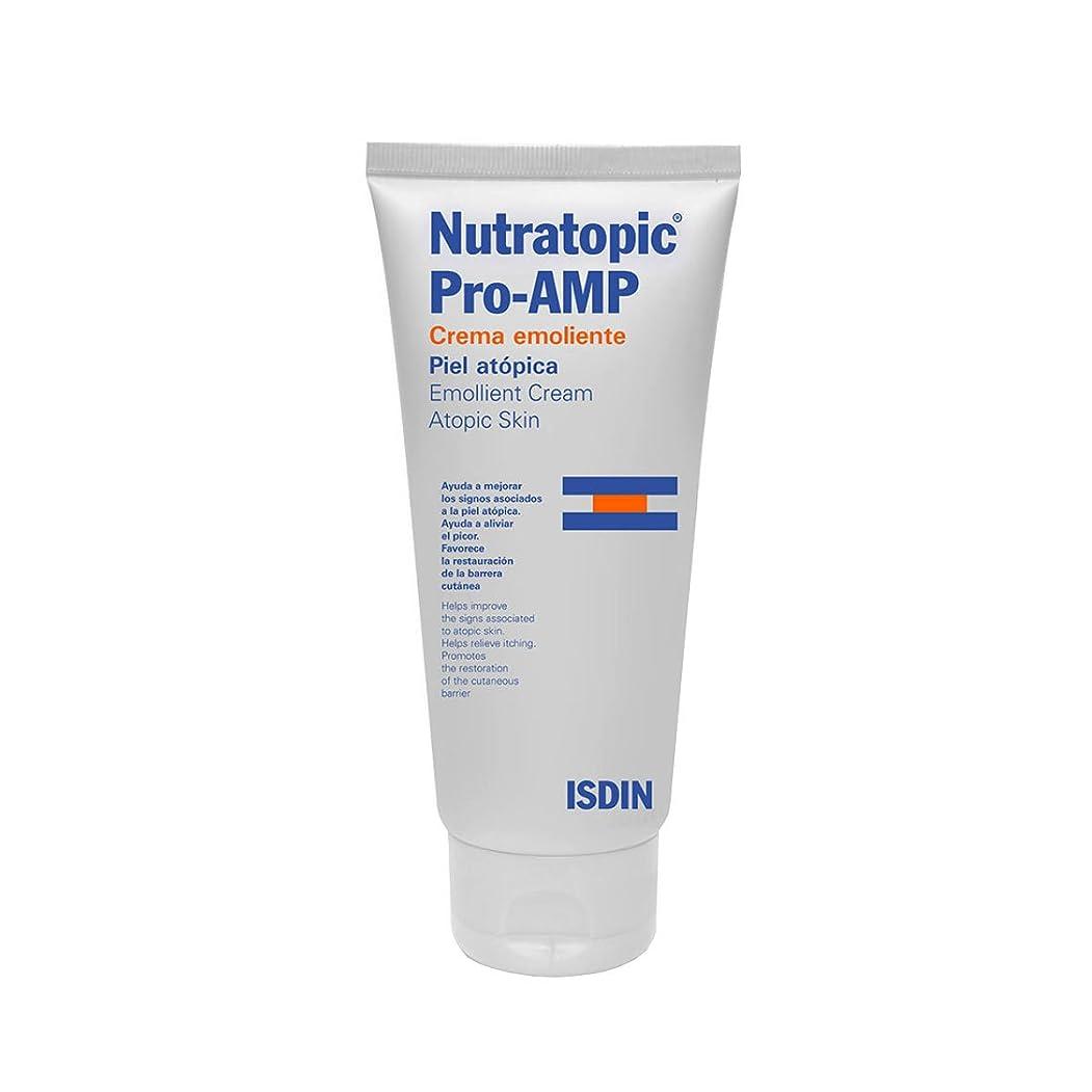 とんでもない宿泊施設気分が良いIsdin Nutratopic Emollient Cream 200ml [並行輸入品]