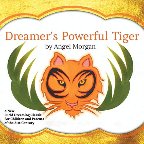 Dreamer's Powerful Tiger audiobook cover art