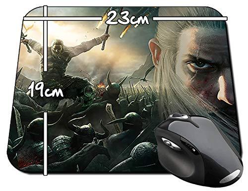 Viking Battle For Asgard Mauspad Mousepad PC