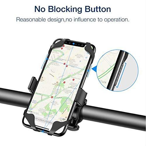 CGY Universele fietstelefoonhouder voor 4