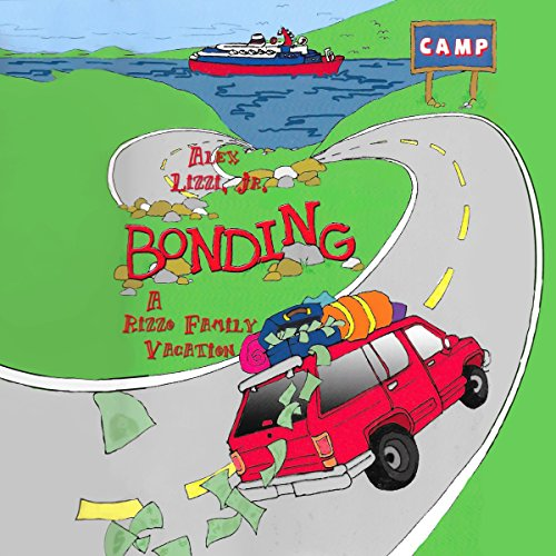 Bonding audiobook cover art