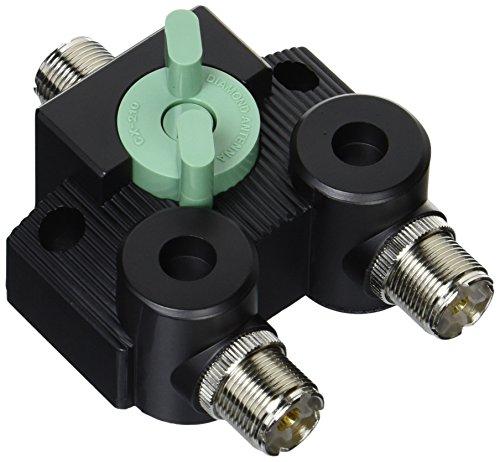 第一電波工業 ダイヤモンド 同軸切り換え機 CX210A - ダイヤモンドアンテナ