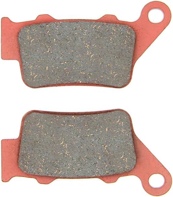 MEXITAL Plaquettes de frein semi-m/étallique Arri/ère pour XT 660 Z Tenere/ Non ABS // XT 660 ZA Tenere/ ABS 08-16 11-16