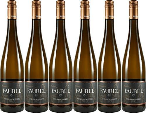 Faubel KOSTBAR Riesling 2018 Trocken (6 x 0.75 l)