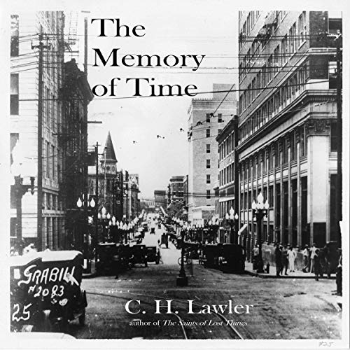 The Memory of Time audiobook cover art