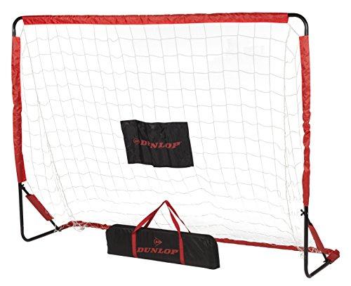 Dunlop - Porta da Calcio Grande Allenamento Rigori con Sacca Trasporto 200 X 148 X 60Cm