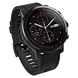 Multisport Smartwatch Comes with Vo2Max, Heart Rate, Activity Tracking, Gps Colour: black