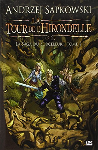 La Saga du Sorceleur, tome 4