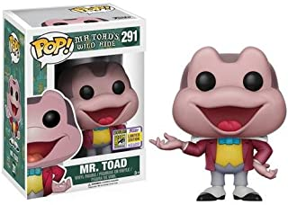 SDCC 2017 Exclusive Disney Mr. Toad's Wild Ride POP! Vinyl Figure LE 1500