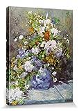 1art1 Pierre Auguste Renoir - Große Vase Mit Blumen, 1866