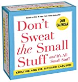 Don't Sweat the Small Stuff. . . 2021 Day-to-Day Calendar