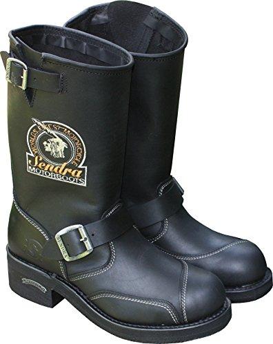 Sendra Boots Sendra laarzen sprinter Negro Steel Zwart