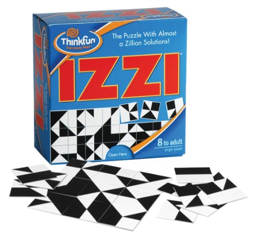 ThinkFun Izzi Puzzle  Builds Thinking Skills Through Fun Gameplay