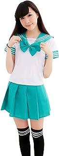 Best green sailor fuku Reviews