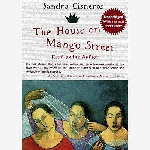 『The House on Mango Street』のカバーアート