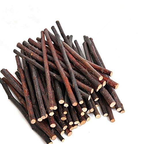 Bojafa 250g Apple Sticks Small Animals Molar Wood...