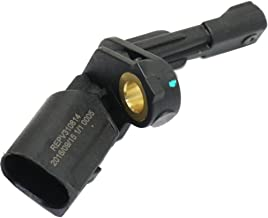 ABS Speed Sensor compatible with Volkswagen Jetta 05-14 ABS Rear Left Side 2 Male Blade Terminals