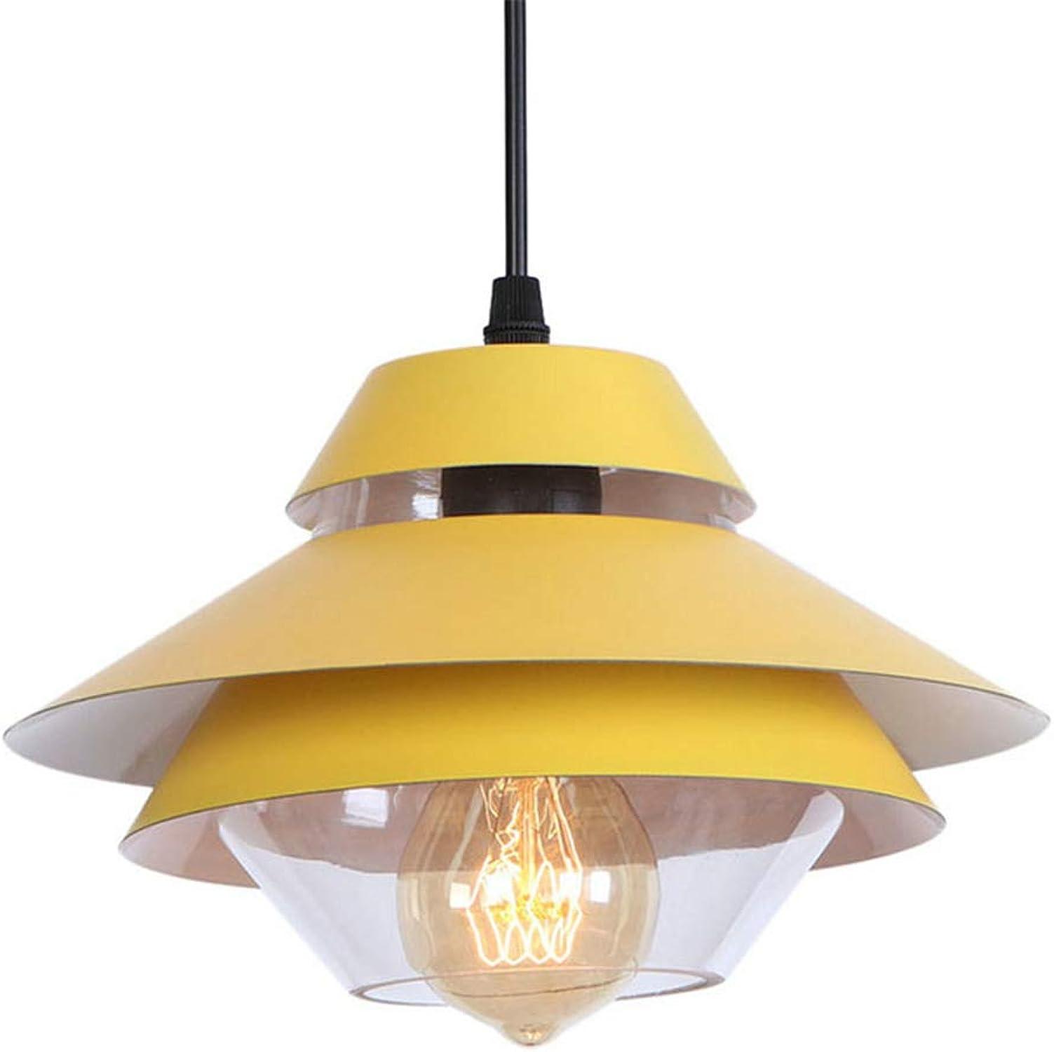 Moderne Zceillamp Suspendus Bar décoration,jaune de Lampe