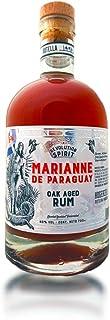 Marianne de Paraguay, Revolution Spirit Rum, 40% Alkohol, handgefertigt aus Paraguay, gereift auf natürlicher, französischer Eiche, Craft-Rum, ohne Zusatzstoffe 1 x 0.7 l