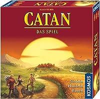 Catan - Das Spiel: Für 3 - 4 Spieler ab 10 Jahren