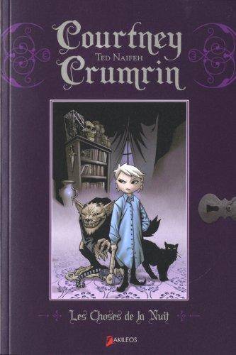 Courtney Crumrin - tome 1 Et les choses de la nuit - Couleur (1)