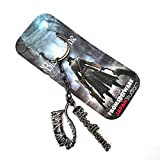 PS4 Bloodborne keychain key ring medal Game PS3 Accessory series Pendant Cos