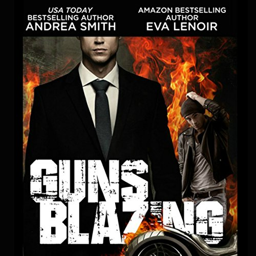 Guns Blazing audiobook cover art