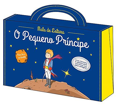 Maleta da Leitura o Pequeno Príncipe