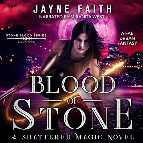 Blood of Stone cover art