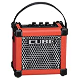Roland Micro Cube GX Portable 3-Watt Guitar Amplifier, red (M GXR)